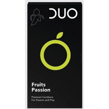 DUO Fruits Passion με Γεύσεις Φρούτων 6τμχ