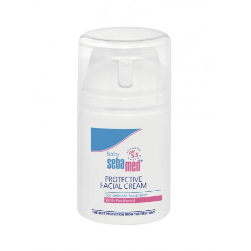 SEBAMED Baby Facial Cream, Κρέμα Προσώπου για Παιδιά - 50ml