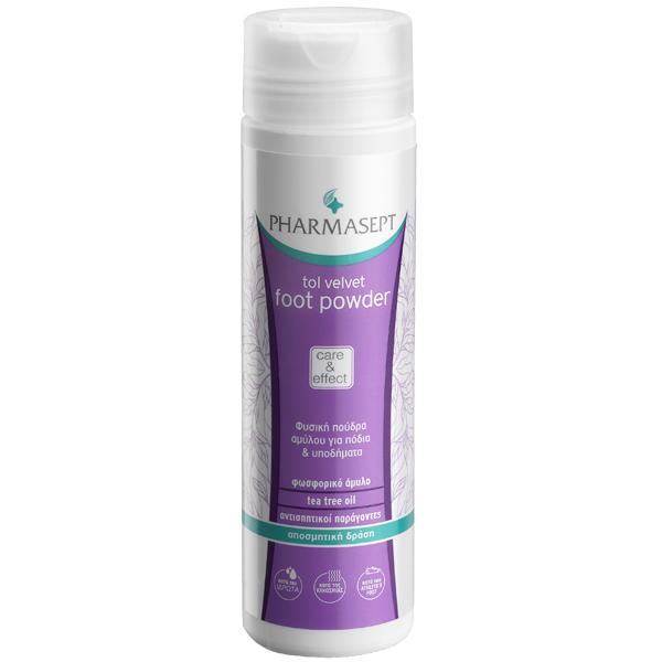 Pharmasept Foot Powder, Πούδρα Ποδιών - 70gr