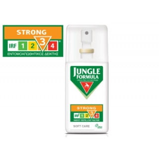 JUNGLE FORMULA STRONG IRF 3 SOFT CARE 75ml