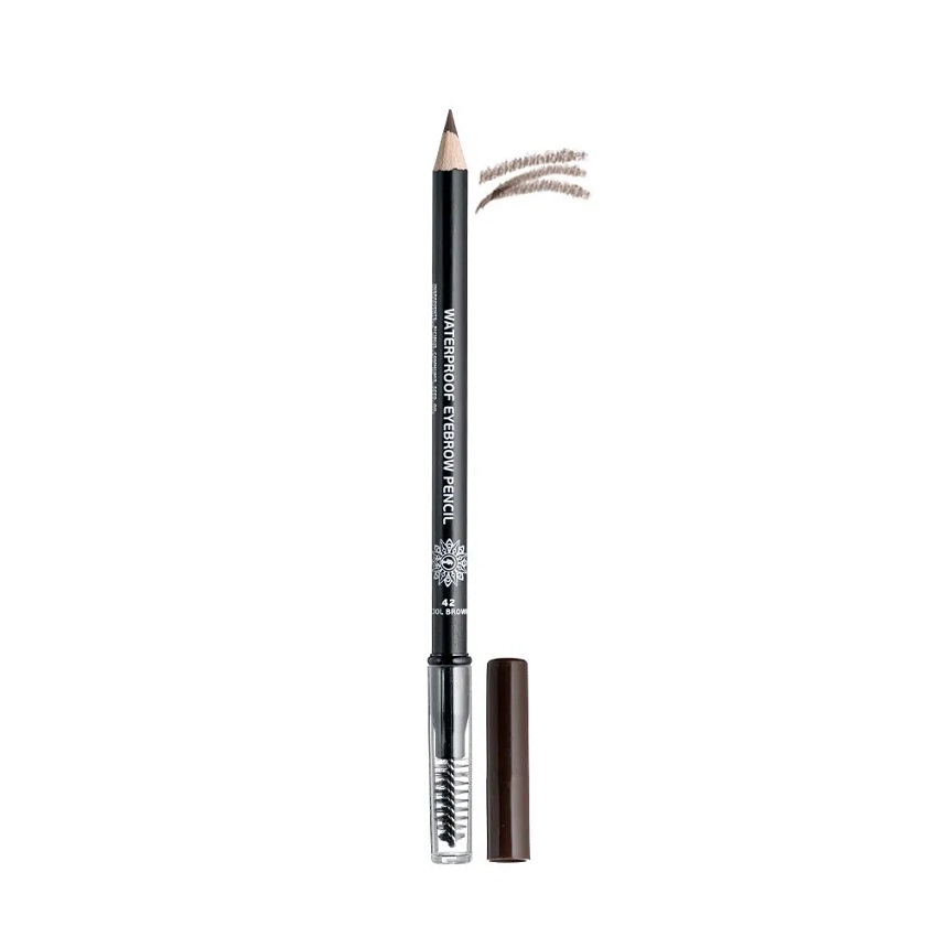 GARDEN Eyebrow Pencil, Μολύβι Φρυδιών, Cool Brown No42 - 1gr
