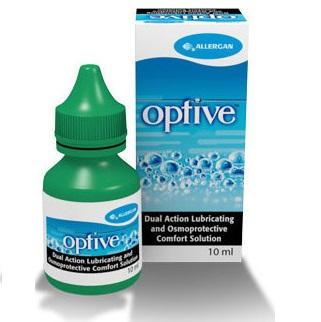 ALLERGAN Optive, Οφθαλμικές Σταγόνες - 10ml