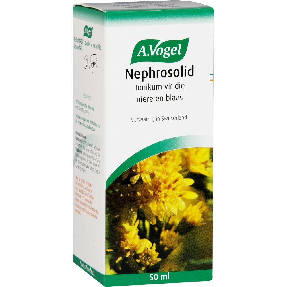 A.VOGEL Nephrosolid 50ml