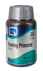 QUEST Evening Primrose Oil 1000mg - 30caps