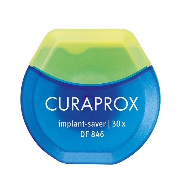 CURAPROX Df 846 Implant Saver Οδοντικό Νήμα για Εμφυτεύματα