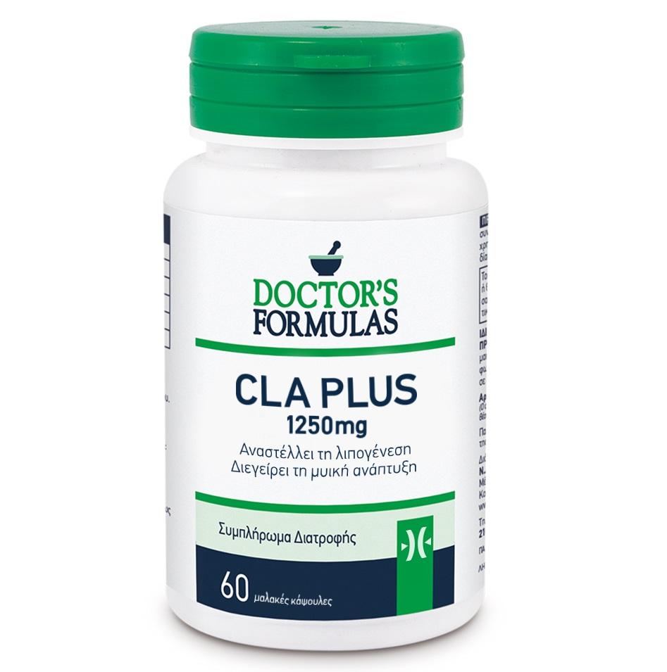 DOCTOR΄S FORMULAS CLA Plus 1250mg - 60caps
