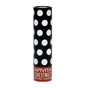 APIVITA Lip Care Chestnut Tinted 4.4gr