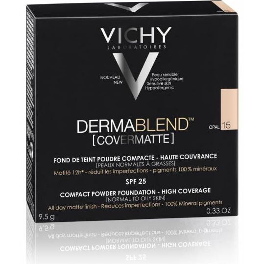 VICHY Dermablend Covermatte 15 SPF25 9.5gr