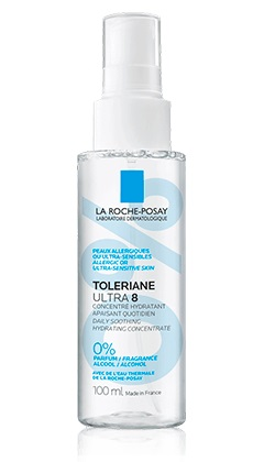 LA ROCHE POSAY Toleriane Ultra 8, Ενυδατικό Mist για Αλλεργικό Δέρμα - 100ml