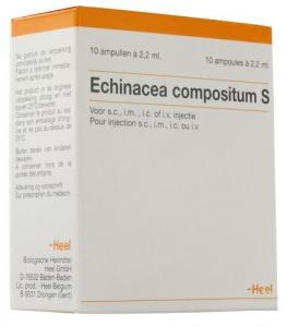 HEEL Echinacea Compositum SN - 10amp