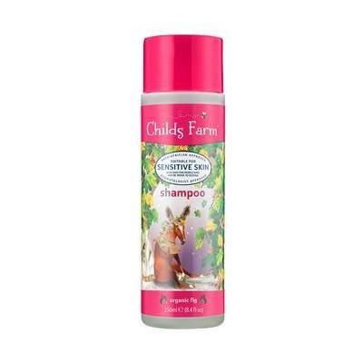 CHILDS FARM Shampoo, Organic Fig, Παιδικό Σαμπουάν - 250ml
