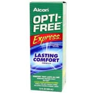ALCON OPTI-FREE EXPRESS ΥΓΡΟ ΦΑΚΩΝ ΕΠΑΦΗΣ  355ML