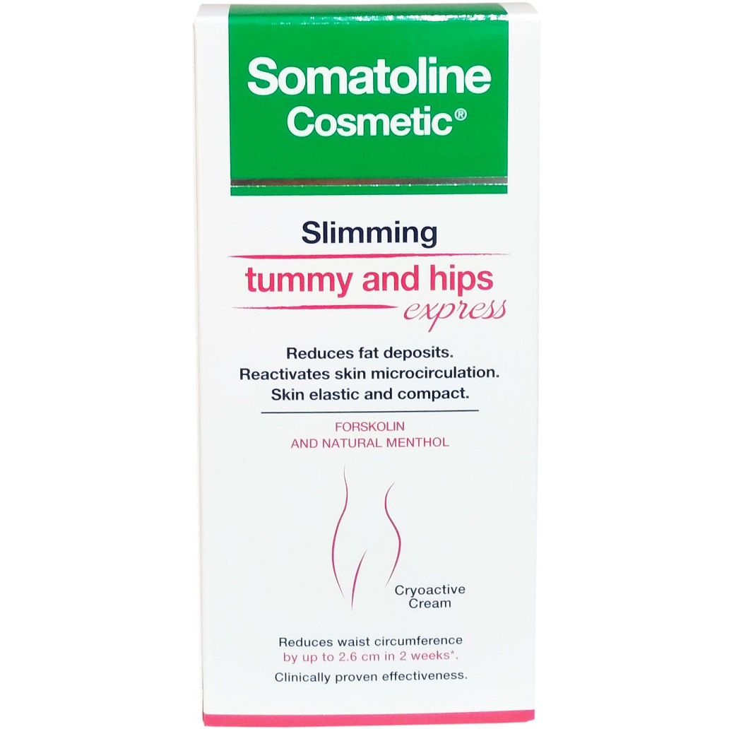 SOMATOLINE COSMETIC Κοιλιά Και Γοφοί Express - 150ml