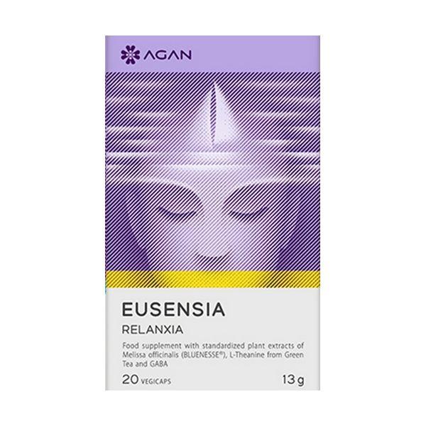 AGAN Eusensia Relanxia - 20 Vegicaps