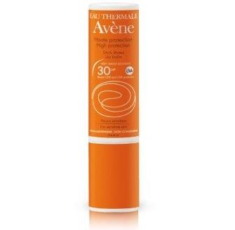 AVENE Stick Levres SPF30, Αντηλιακό Στικ για τα Χείλη - 3g