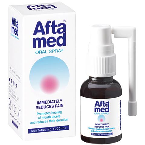 AFTAMED Oral Spray - 20ml