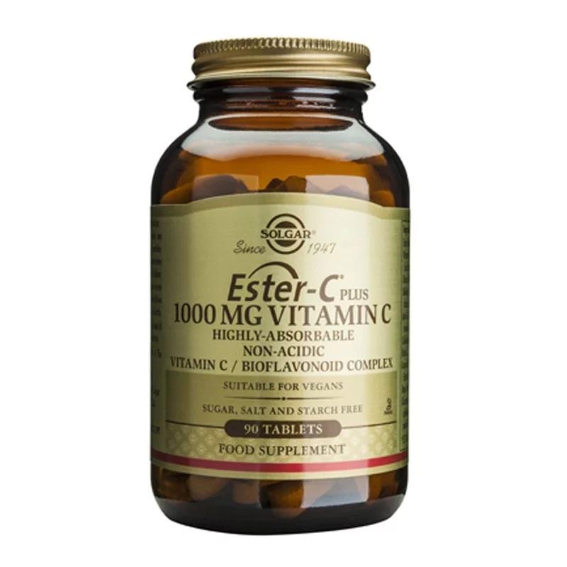 SOLGAR Vitamin Ester-C 1000mg - 90tabs
