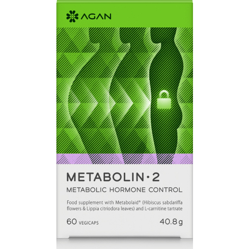 AGAN  Metabolin 2 60 Φυτικές Κάψουλες