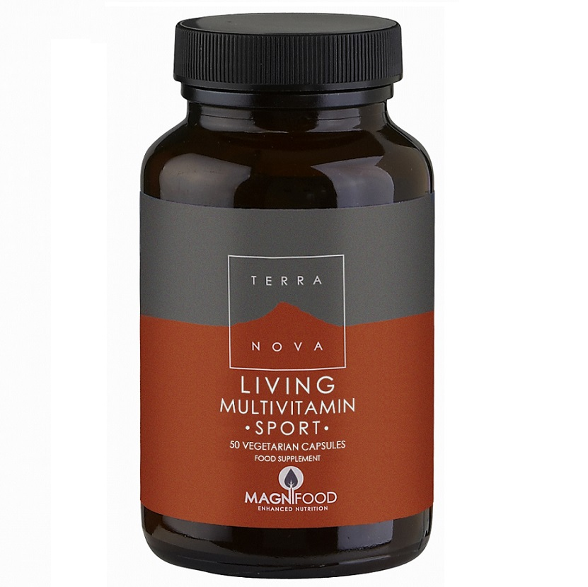 TERRANOVA Living Multivitamin Sport - 50caps