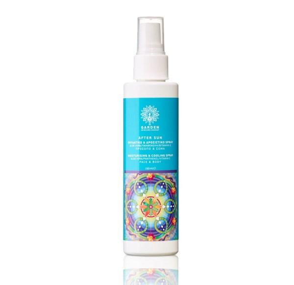 GARDEN After Sun Ενυδατικό & Δροστιστικό Spray - 150ml