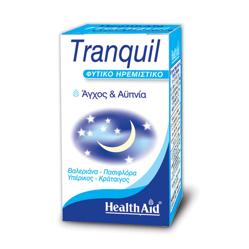 HEALTH AID Tranquil - 30caps