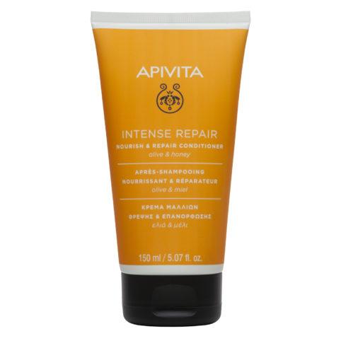 APIVITA Conditioner Intense Repair, Kρέμα Θρέψης & Επανόρθωσης για Ξηρά, Ταλαιπωρημένα Μαλλιά - 150ml
