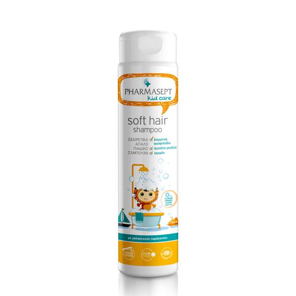 PHARMASEPT Kid Care Soft Hair Shampoo 300ml