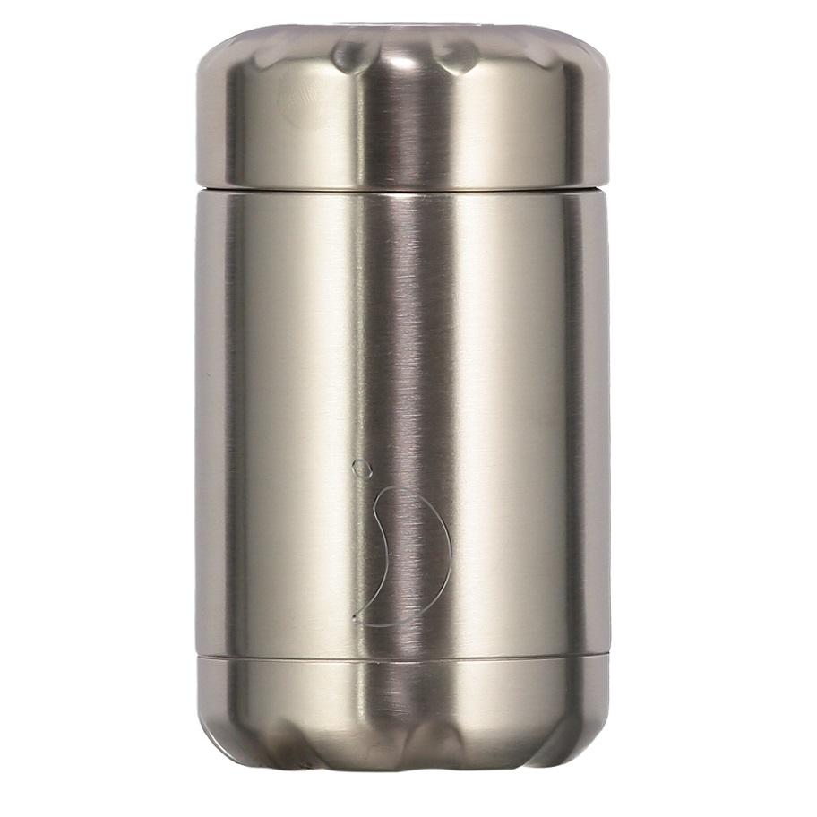 CHILLYS Food Pot, Θερμός Φαγητού, Stainless Steel - 300ml