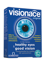 VITABIOTICS Visionace 30tabs