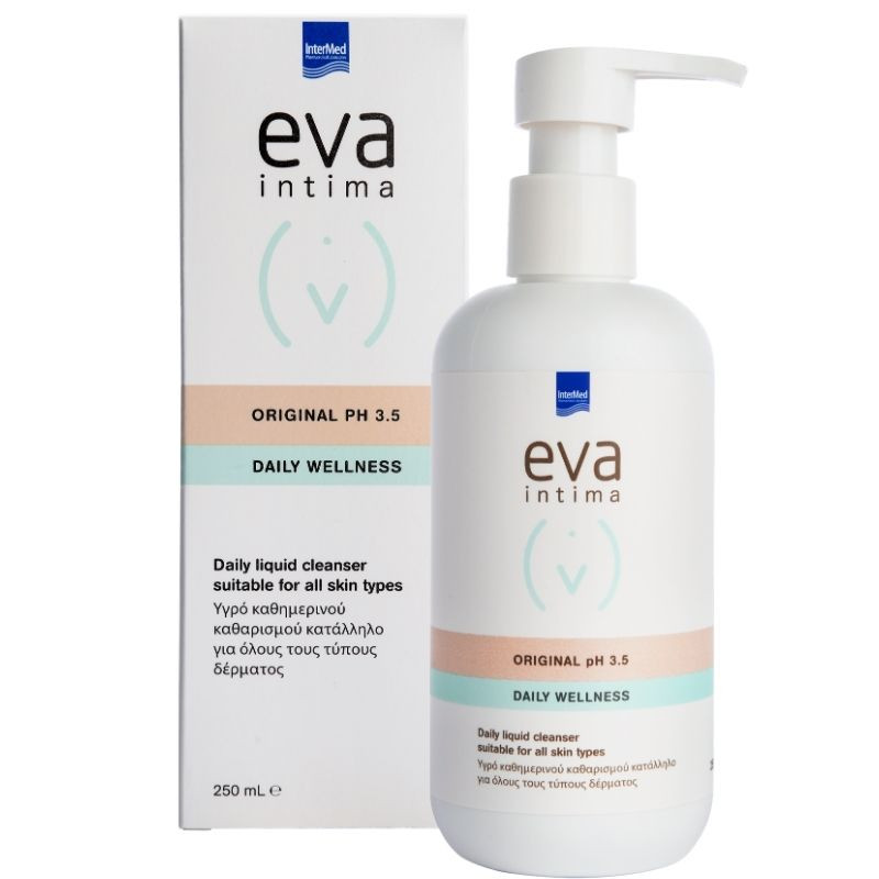 INTERMED Eva Intima Wash Original pH 3.5 - 250ml