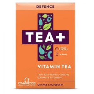 VITABIOTICS Tea+ Defence Vitamin Tea - 14bags