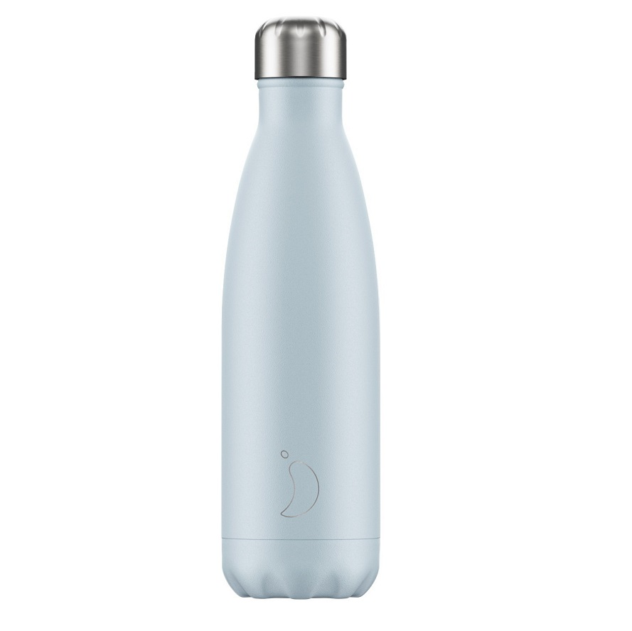 CHILLYS BOTTLES Μπουκάλι- Θερμός Blue Blush Edition - 500ml