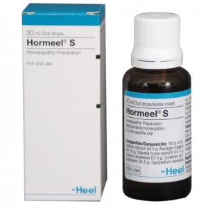 HEEL Hormeel S - Drops 30ml