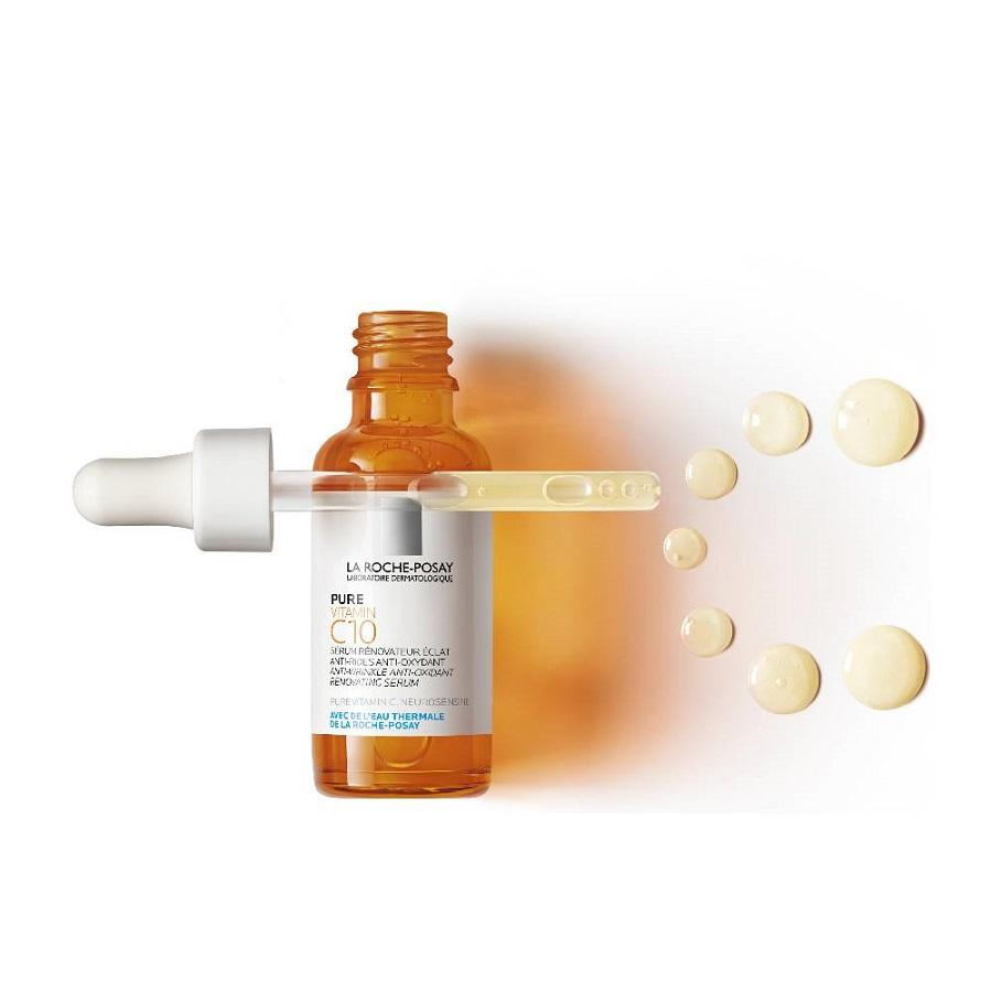 LA ROCHE POSAY Pure Vitamin C10 Ορός - 30ml