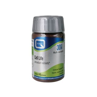 QUEST Cell Life Protective Antioxidant Nutrients 30Tabs