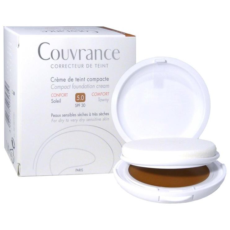AVENE Couvrance Compact Confort 05 Soleil SPF30 10gr