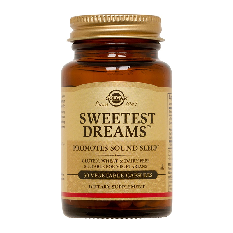SOLGAR Sweetest Dreams - 30veg.caps