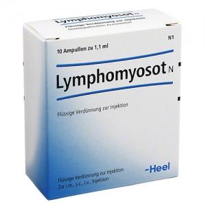 HEEL LYMPHOMYOSOT 10ΕΝΕΣΙΜΕΣ ΑΜΠΟΥΛΕΣ