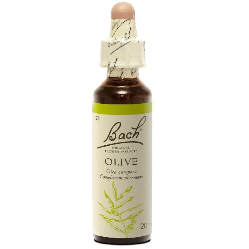 BACH Olive- Ανθοΐαμα Ελιά No23 - 20ml