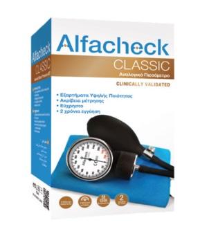 ALFACHECK Classic, Ανολογικό Πιεσόμετρο Μπράτσου