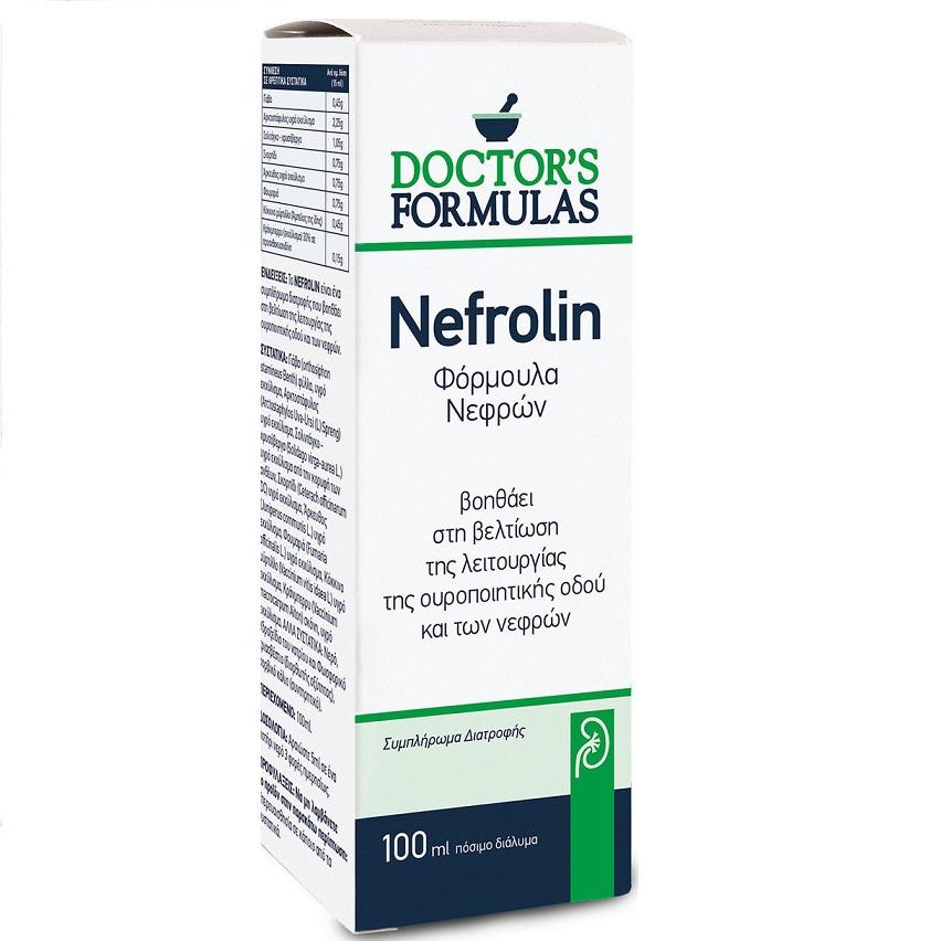 DOCTOR΄S FORMULAS NEFROLIN 100ml