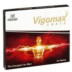 CHARAK Vigomax Forte 20TABS