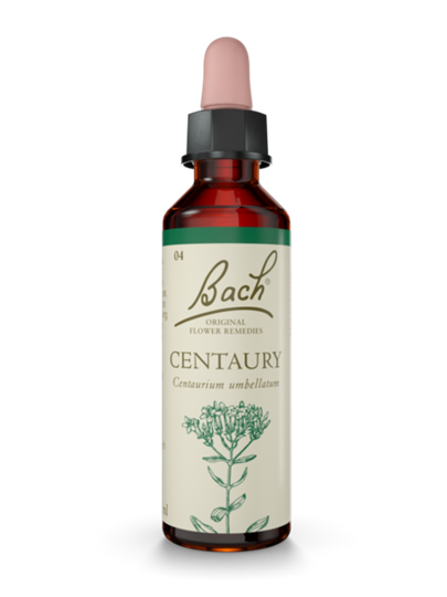 BACH Centaury- Ανθοΐαμα Κενταύρια Νο4 - 20ml