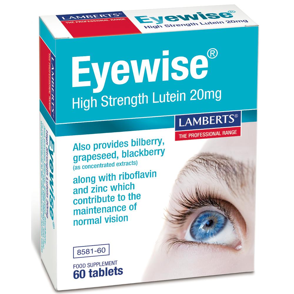 LAMBERTS Eyewise 60tabs