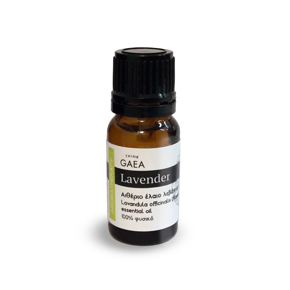 THINK GAEA Lavender Αιθέριο Έλαιο Λεβάντας 10ml