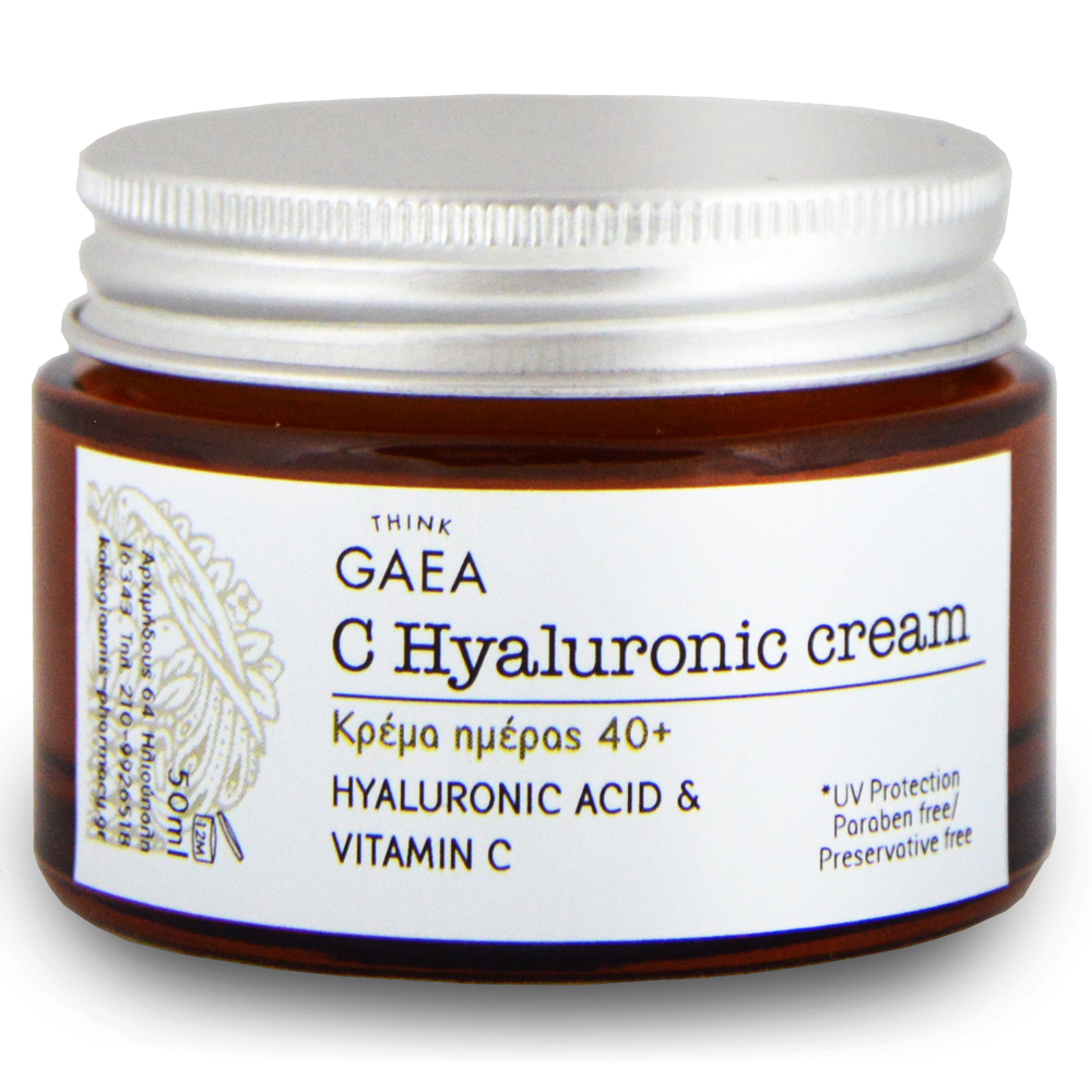 THINK GAEA C Hyaluronic Cream 50ml