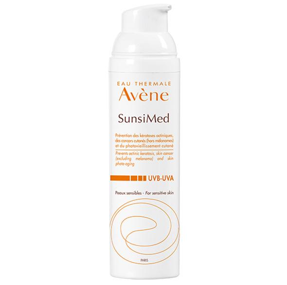 AVENE Sunsimed Cream - Αντηλιακή Κρέμα Με Πολύ Υψηλή Προστασία - 80ml