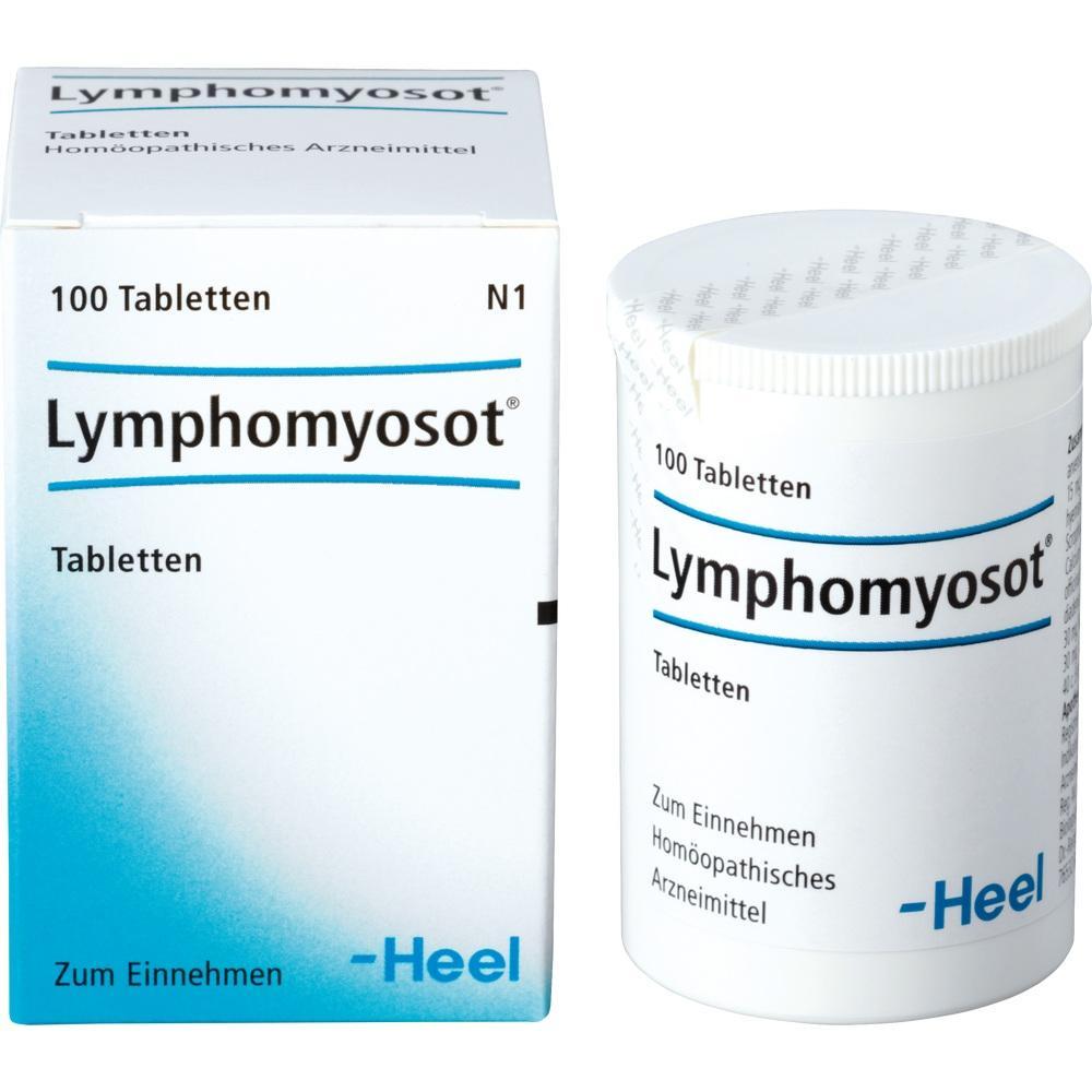 HEEL Lymphomyosot 100 tabs