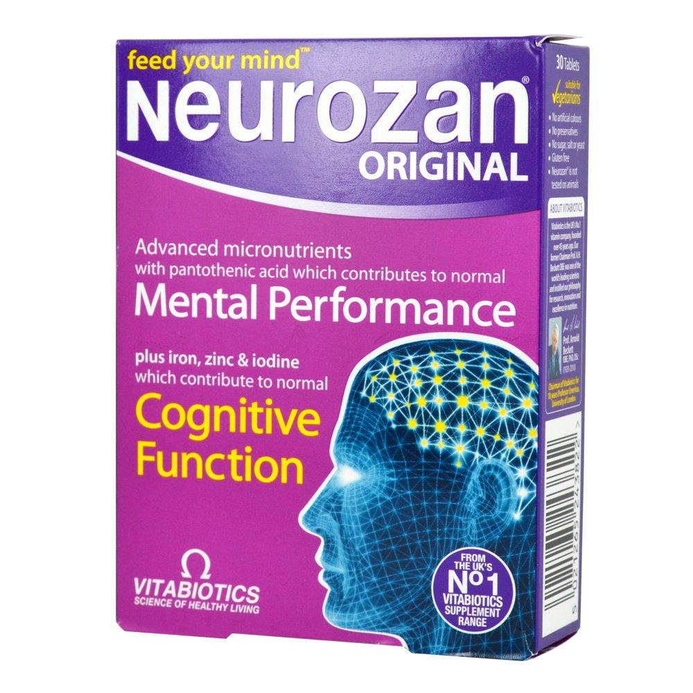 VITABIOTICS Neurozan 30caps