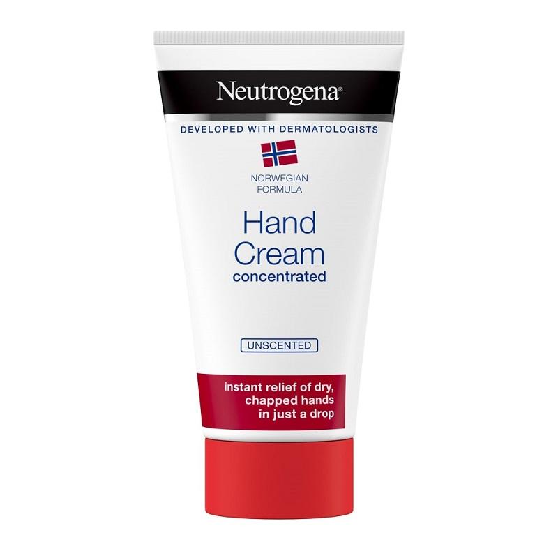 NEUTROGENA Hand Cream Uncented, Κρέμα Χεριών χωρίς Άρωμα - 75ml